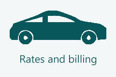 Rates and billing